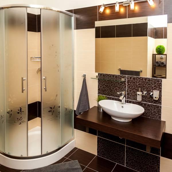 Apartment B - Bathroom