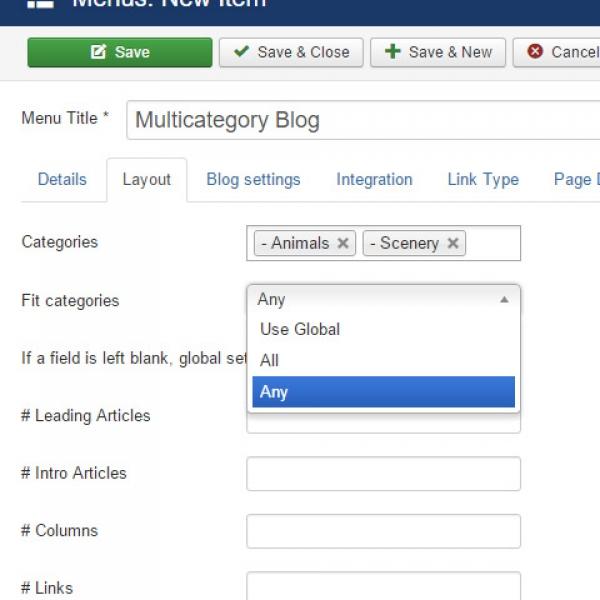 Multicategory Blog